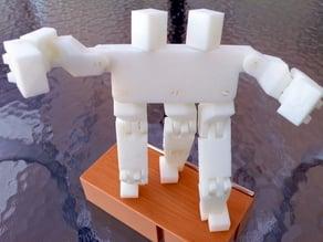 Leonardo Robot x TeamTeamUSA