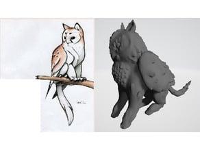 OwlKitty - Owl Gryphon