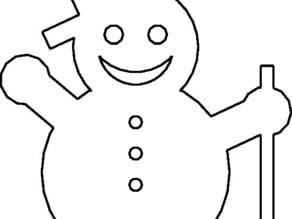 Snowman (2D)