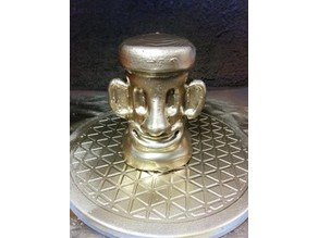 Idol of Many Hands from Monkey Island