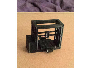 LulzBot Mini 3D Printer Model