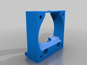 40mm Fan Mount for Zero Offset Bracket (Monoprice Select Mini V2)