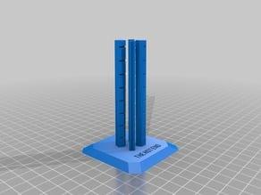PLA/ABS Temperature Test File