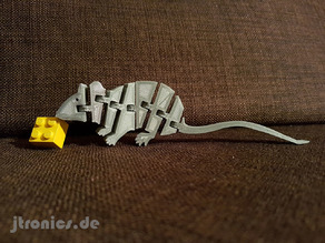 Flexi Articulated Mouse