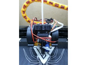 Optical probe support Tevo Tarantula