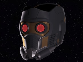 Star-Lord Helmet - Guardians of the Galaxy