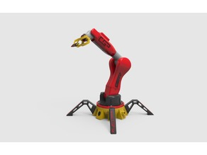 Ambis Robotic Hand by CGPdesign