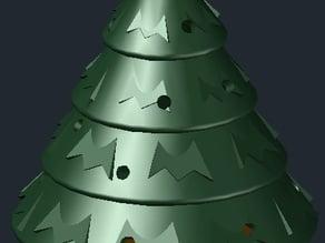 Blinking Christmas tree