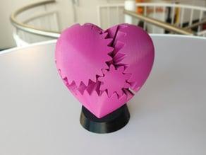 Heart Gear Stand