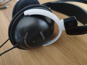 Denon Headphones AH-D301 - Replacement Hinge Phone Holding Part