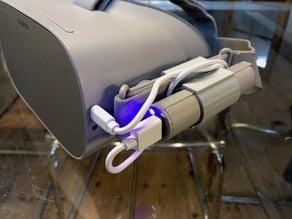 Oculus Go Varta Powerpack holder
