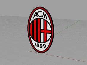 AC Milan - Badge
