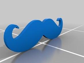 #MovemberEDU moustache