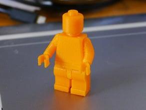 1:1 Lego Mini Figure