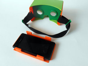 Google Cardboard kit upgrade