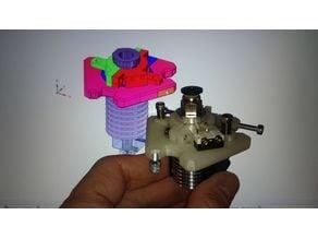 effector for kossel mini + auto z-probe