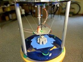 Delta-T: Tensegrity 3D Printer