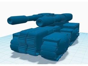 Khapocolypse Tank