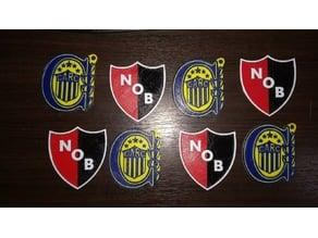CANOB Escudo  Newell's Old Boys NOB Argentina