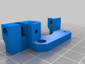 Simple Extruder for Smartrap