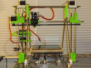 Loches Z Axis Upgrade for MakerGear Prusa Mendel