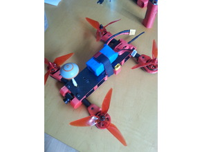 Twinboard250 quadcopter
