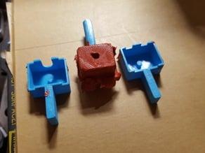 e3d v5 Silicone Mold