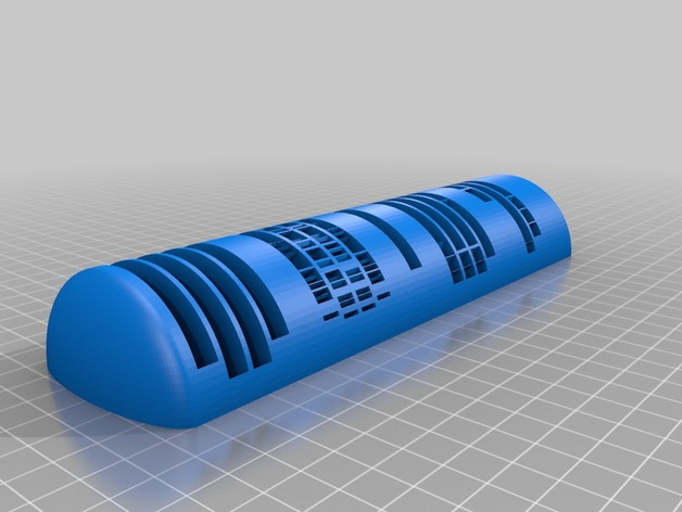 3D Printed Digital Sundial by 3D Cauldron Southern Hemisphere, Silver