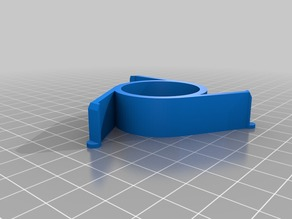 Sunlu Filament Spool Adapter for Ender 2 Spool Holder (73 to 32mm - 15mm height)