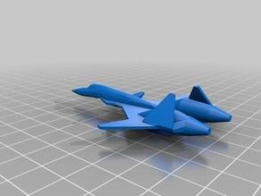 Ace Combat - ADFX-01 Morgan
