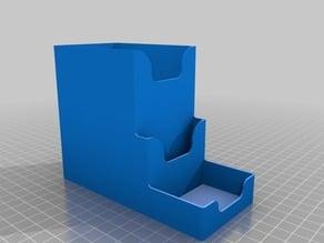 Box 80x60x100+10x60x40+40x60x20 mm