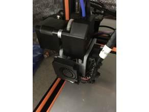Direct extruder Bondtech carriage Ender3