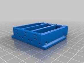 Battery holder for LEGO- remix