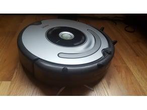 Roomba Bumper Horns