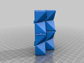 My Customized Print-In-Place Fidget Cube