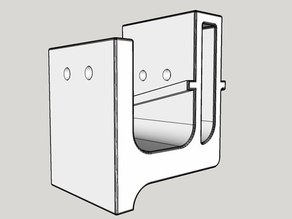 M series wall mount (airsoft)
