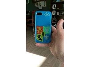 iphone 7/8 harry potter case