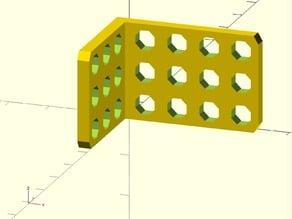 MakeBlock Parametric L Bracket