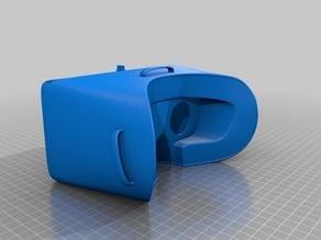 Lenovo Phab2 VR headset for Google Tango