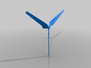 Wind Turbine, start of the final version (I hope!)