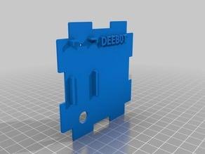 Rakshak-1 3D parts