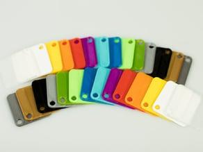Filament Color Samples / Test Strips