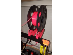 Low Friction Spool Holder For Prusa MK3