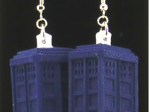 TARDIS Earring