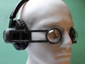 Star Wars inspired Maz Kanata Glasses
