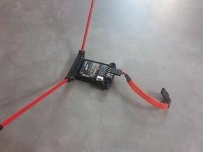 Tweaker FrSky D4R-II mount