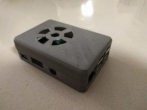 Basic Rapberry Pi Case