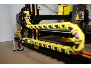 CR-10 EXZ-axis and etc cable arm