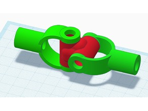 Universal Joint M8