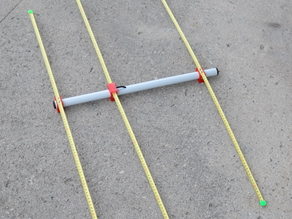 3 element 2m (145 MHz) ultra portable yagi